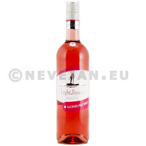 Light House Rose wine non alcoholic 75cl Peter Mertes