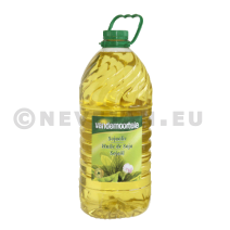 Soybean oil 5L PET Vandemoortele