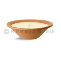 Garden Candle Royal Flame 1pc 9.25 inch Spaas