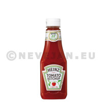 Heinz tomato ketchup 300ml 342gr knijpfles red bottle