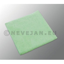 Vileda MicroTuff Green 38x38cm 5pcs Microfibre Cloth