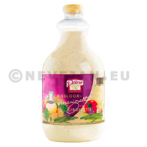 Vinaigrette with Chives 2L Delino