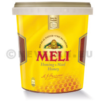 Meli Honey liquid 1kg plastic jar