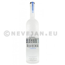 Vodka Belvedere Pure 3 Litre 40% Poland