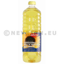 Sunflower oil 1L Delizio