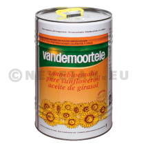 Sunflower oil 25L Vandemoortele