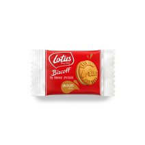 Lotus Biscoff Sandwich Biscuits 120pcs individually wrapped