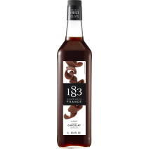 Routin 1883 Chocolate Syrup 1L 0%
