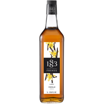 Routin 1883 Vanille Syrup 1L 0%