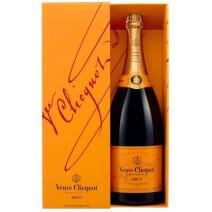 Champagne Veuve Clicquot 1.5L Brut + Etui (Champagne)