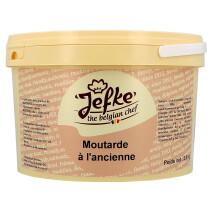 Jefke Coarse Grain Mustard 2500g - sauce