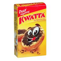 Kwatta chocolate sprinkles dark 120x20gr portions