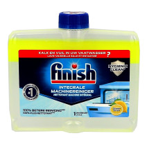 Finish Intergrale Dishwasher Cleaner Lemon 250ml