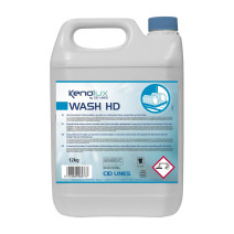 Kenolux Wash HD 12kg liquid cleaning product for automated dishwashers with hard water Cid Lines