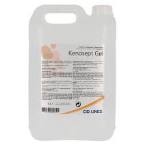 Kenosept Gel Disinfection for hands 5L Cid Lines (Handafwasproducten)