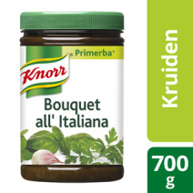 Knorr Primerba herbs bouquet all Italiana 700gr