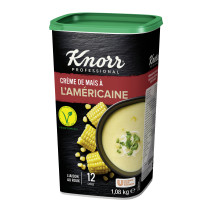 Knorr soup American corn 1.08kg Professional