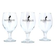 Glasses Beer Papegaei 25cl 6 pieces (Glazen & Tassen)