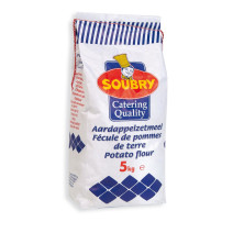 Potato flour 5kg Soubry