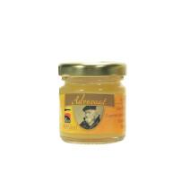 Delicious & Pure Eggnog Den Ouden Advokaat Natural liqueur 30ml 14.9% small jar