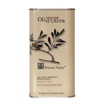 Arbequina olive oil extra virgin 1L Priorat Natur