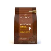 Callebaut Chocolate Arriba milk callets 2,5kg