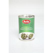 Avila Artichoke Hearts 390gr canned