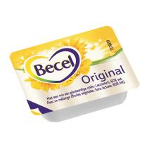 Becel Original margarine portions 120x20gr cups