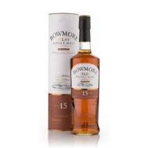 Bowmore 15 Years Old Sherrywood 70cl 43% Islay Single Malt Scotch Whisky