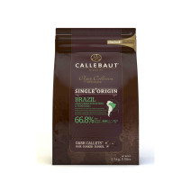 Callebaut Brasil dark chocolate callets 2,5kg