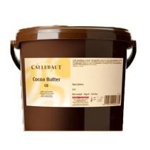 Barry Callebaut 100% cocoa butter 4kg bucket
