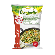Groentemengeling Campagnarde 2.5kg Bonduelle Minute Foodservice Diepvries