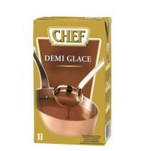 Chef Demi Glace liquid brown sauce 1L Nestlé Professional
