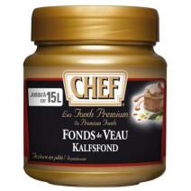 Chef Premium white veal stock paste 640gr Nestlé Professional