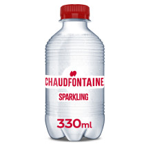 Chaudfontaine Sparkling Water 33cl PET bottle