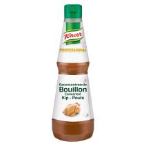 Knorr Geconcentreerde Kippenbouillon vloeibaar 1L Professional