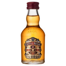 Miniatuur Whisky Chivas Regal 12Year 5cl 40%