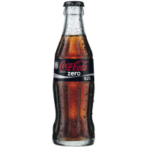 Coca Cola ZERO 24x20cl bak