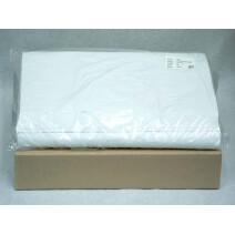 Damask Tablecloth Paper White 60gr 80x80cm 500pcs