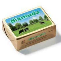 Dixmuda butter without salt 250gr Belgamilk