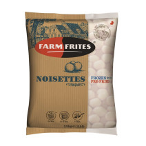 Farm Frites Noisettes aardappelnootjes 2.5kg