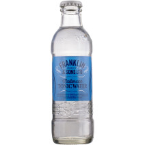 Franklin & Sons LTD Mallorcan Tonic Water 200ml