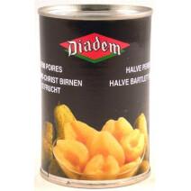 Pear Halves in syrup 425g Diadem