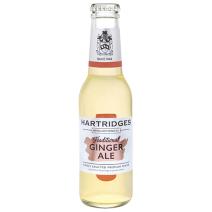 Hartridges Traditional Ginger Ale 20cl Soft Drink