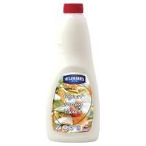 Hellmann's yoghurt dressing 1l knijpfles