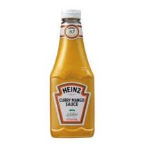 Heinz Curry Mango sauce 875ml squeeze bottle