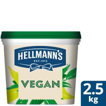 Hellmann's Vegan Mayonnaise 2.5kg bucket