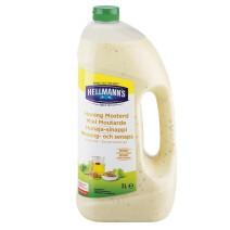 Hellmann's Honey Musterd Dressing 3L