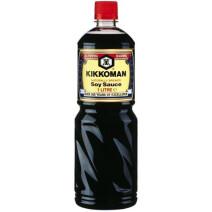 Kikkoman Soy Sauce 1L PET