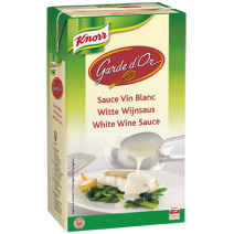 Knorr Garde d'Or sauce white wine 1L Ready to Use